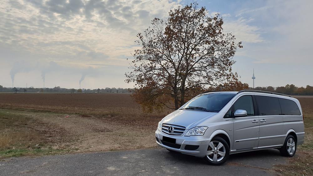 Import Auto Allemagne - Auto Convoi Allemagne - Mercedes Benz Viano long Trend Edition 3.0 V6 CDI 224ch