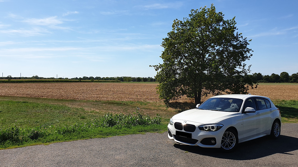 Import Auto Allemagne - Auto Convoi Allemagne -  BMW 118i M Sport Edtion 136ch