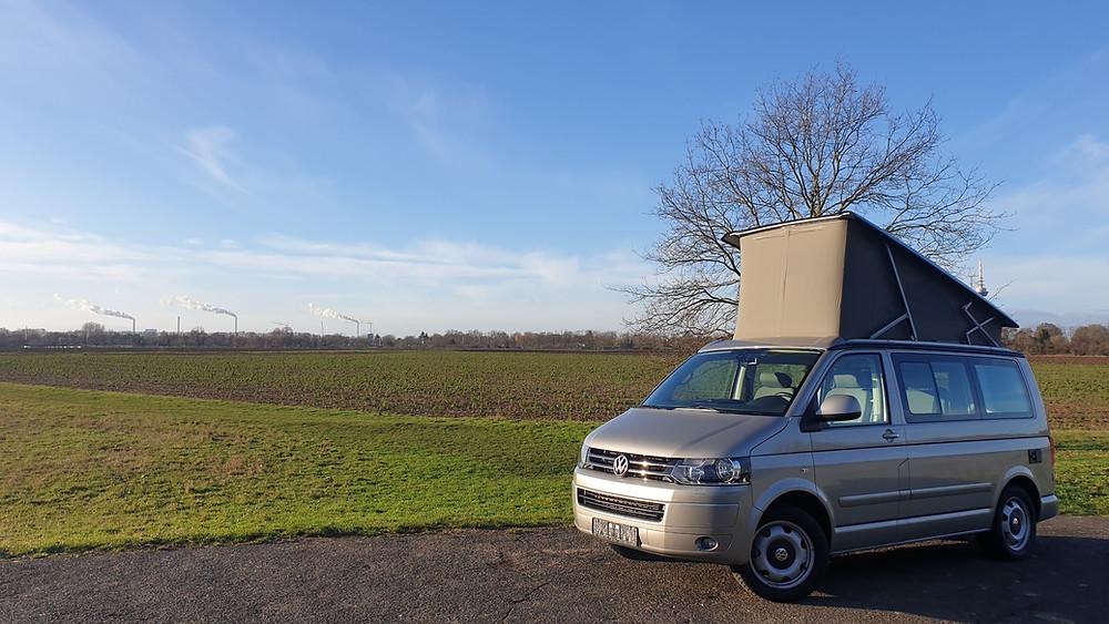 Import Auto Allemagne -  Volkswagen T5 California Confortline 2.0 TDI 180ch - Auto Convoi Allemagne
