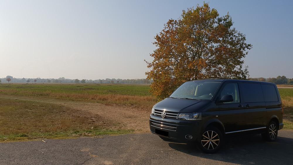Import Auto Allemagne - Auto Convoi Allemagne - Volkswagen T5 Multivan Highline 2.0 TDI 179ch