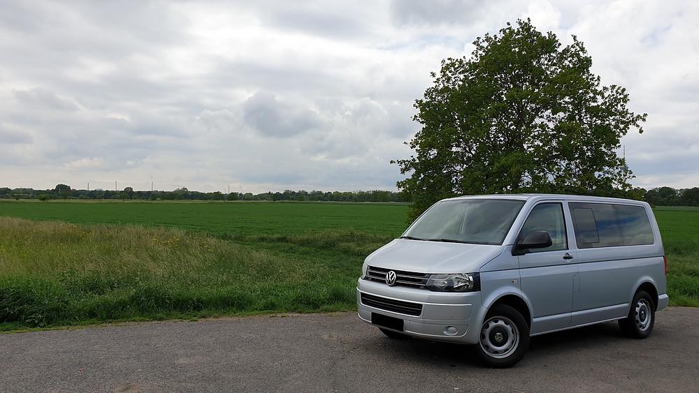 Import Auto Allemagne - Auto Convoi Allemagne - Volkswagen T5 Multivan Startline 2.0 TDI 140ch