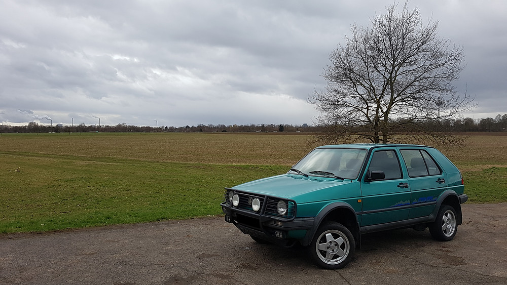 Import Auto Allemagne - Auto Convoi Allemagne -  Volkswagen Golf Country Syncro 1.8 98ch