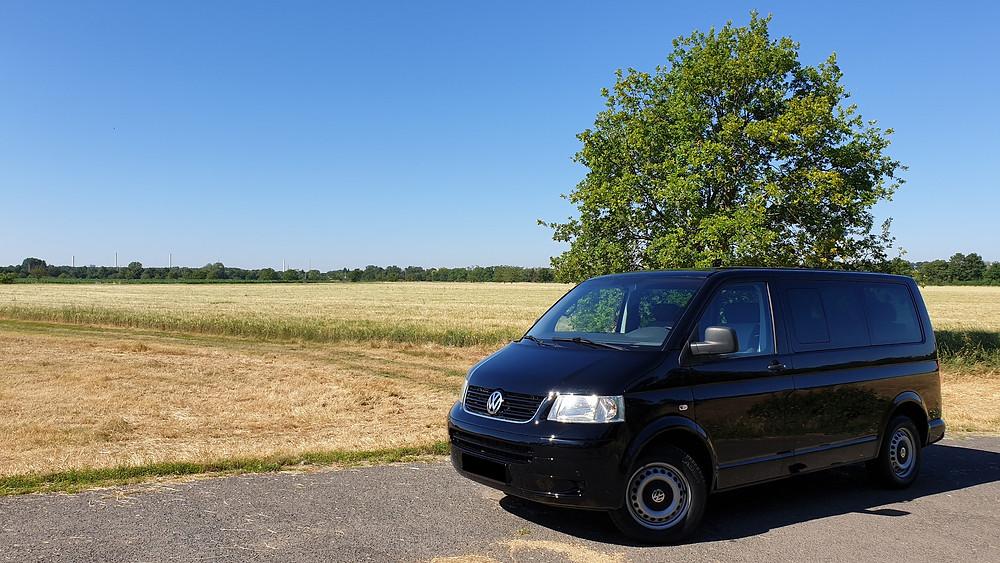 Import Auto Allemagne - Auto Convoi Allemagne - Volkswagen T5 Multivan Startline 1.9 TDI 102ch