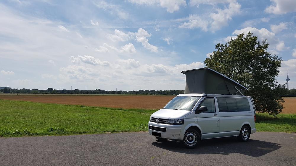Import Auto Allemagne - Auto Convoi Allemagne - Volkswagen T5 California Beach 2.0 TDI 140ch