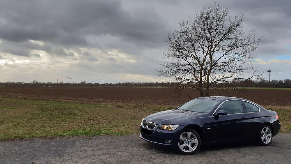 Import Auto Allemagne - Auto Convoi Allemagne - BMW 325i Coupe 218ch