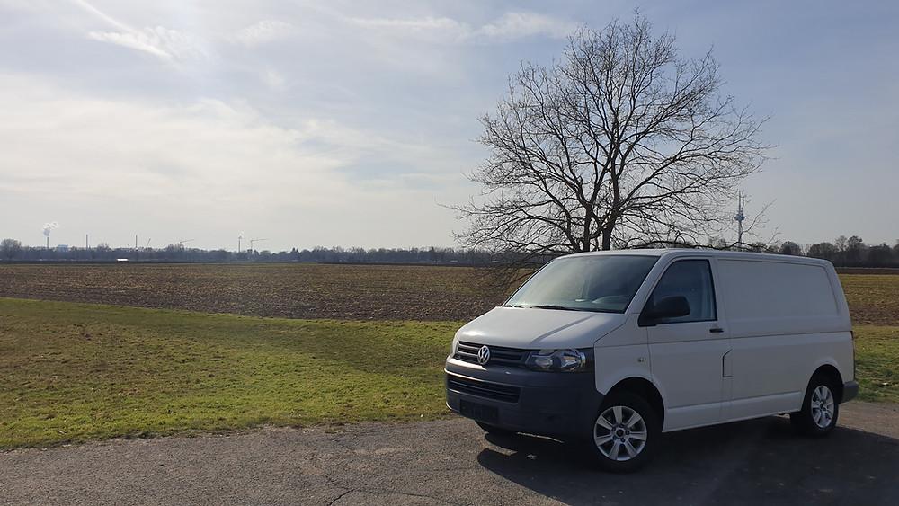 Import Auto Allemagne - Auto Convoi Allemagne - Volkswagen T5 Transporter 2.0 TDI 102ch