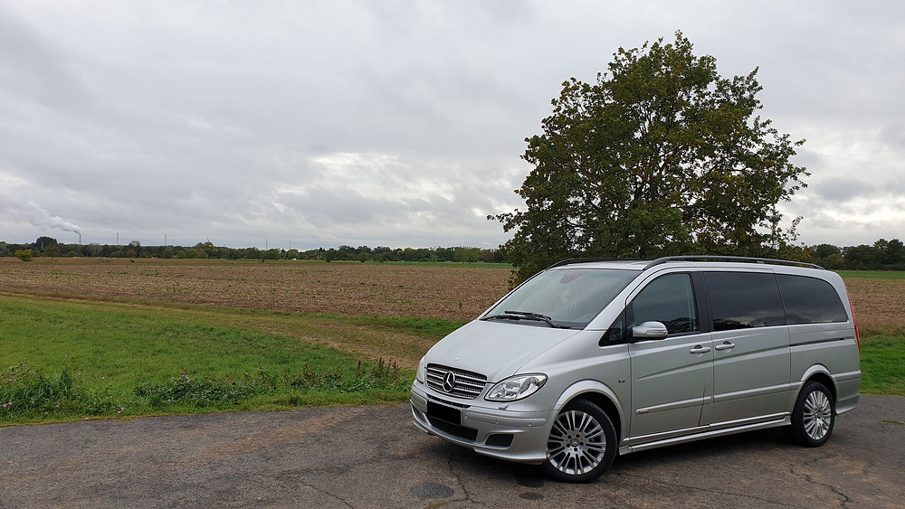 Import Auto Allemagne - Auto Convoi Allemagne - Mercedes Benz Viano long X-Clusive 3.0 CDI 204ch