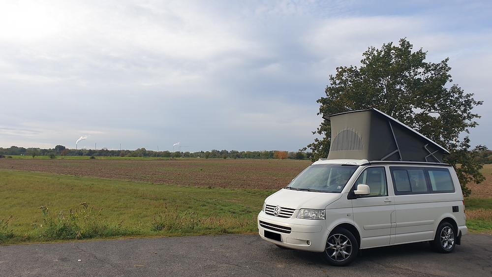 Import Auto Allemagne - Auto Convoi Allemagne -  Volkswagen T5 California Confortline 2.5 TDI 131ch