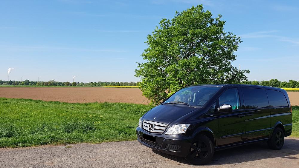 Import Auto Allemagne - Auto Convoi Allemagne - Mercedes Benz Viano long Trend Edition 2.2 CDI 163ch