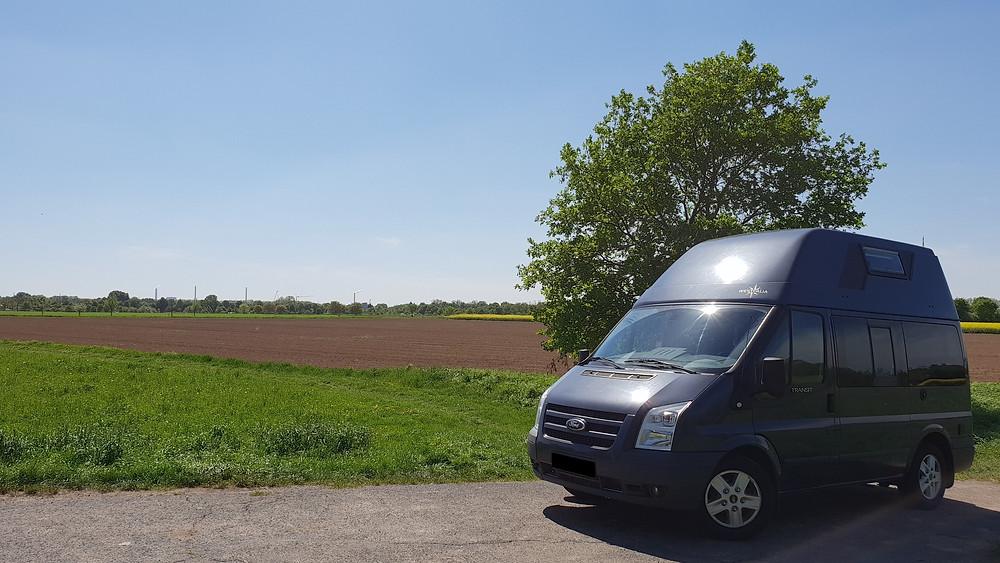 Import Auto Allemagne - Auto Convoi Allemagne - Ford Transit FT 300 K Nugget Euroline 2.2 TDCI 140ch