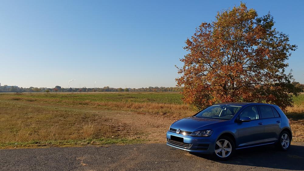 Import Auto Allemagne - Auto Convoi Allemagne - Volkswagen Golf 7 Confortline Bluemotion 1.4 TSI 122ch