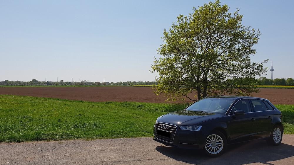 Import Auto Allemagne - Auto Convoi Allemagne - Audi A3 Sportback Ambiente 2.0 TDI 150ch