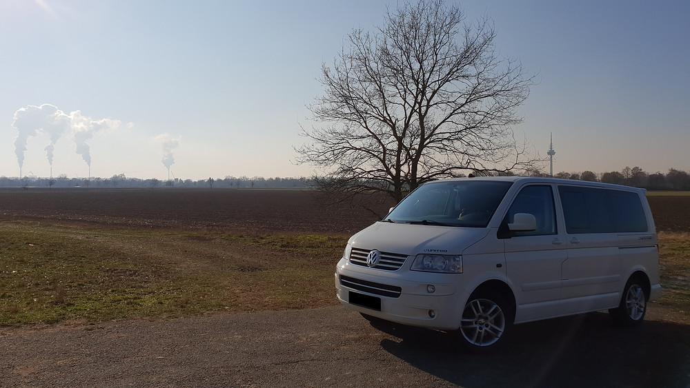 Import Auto Allemagne - Auto Convoi Allemagne - Volkswagen T5 Multivan United 2.5 TDI 174ch