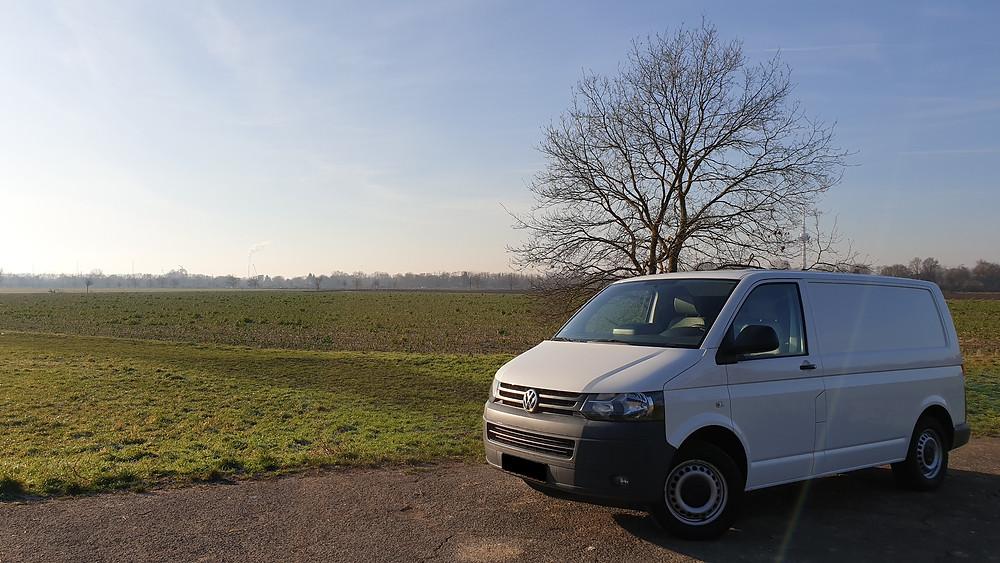 Import Auto Allemagne - Auto Convoi Allemagne - Volkswagen T5 Transporter 2.0 102ch