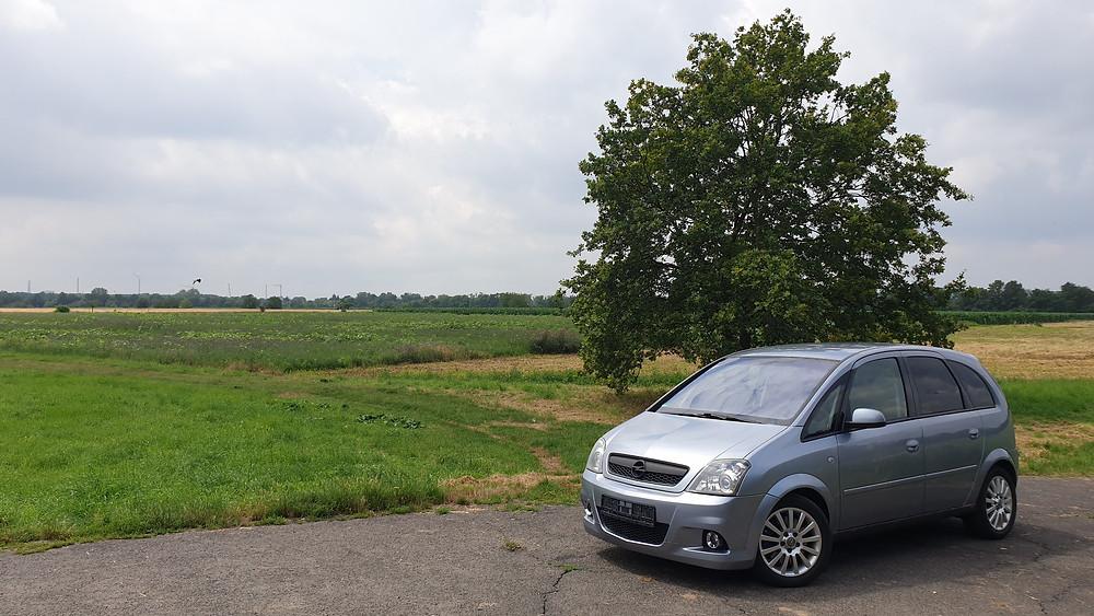 Import Auto Allemagne - Auto Convoi Allemagne - Opel Meriva OPC 1.6 Turbo 180ch