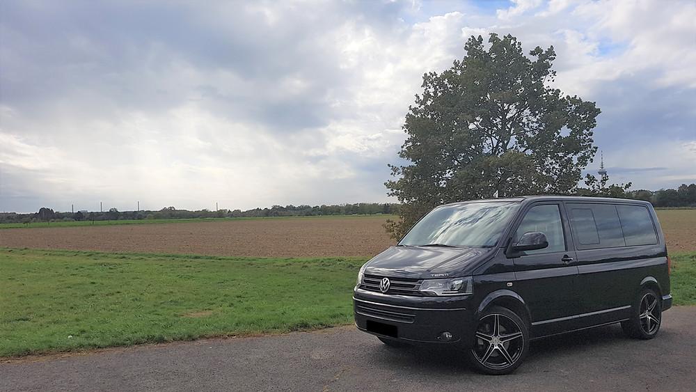 Import Auto Allemagne - Auto Convoi Allemagne - Volkswagen T5 Multivan Team 2.0 TDI 179ch