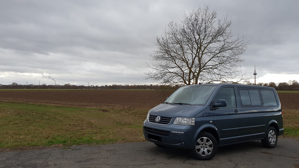 Import Auto Allemagne - Auto Convoi Allemagne - Volkswagen T5 Multivan Confortline 2.5 TDI 131ch