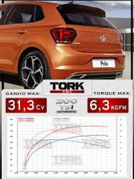 Chip de Potência Tork One Novo Polo e Virtus TSI