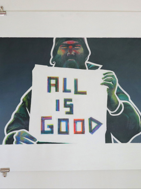 'All is Good'