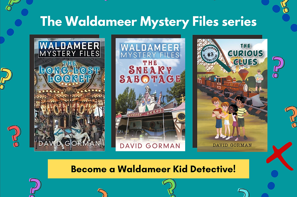 Waldameer Mystery Files Children's Books