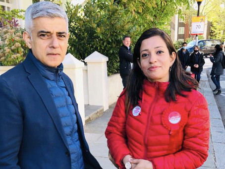 Near Miss for GLA Candidate Narrowing Labour-Conservative Gap in West Central
