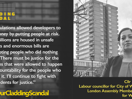 End Our Cladding Scandal