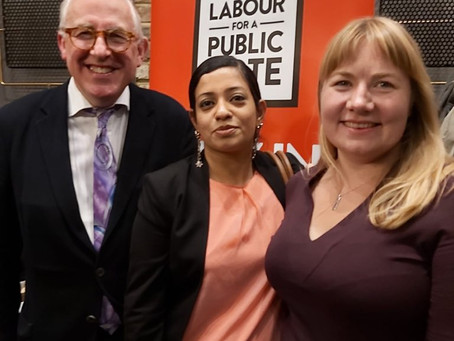 Great Event With Labour For A Public Vote