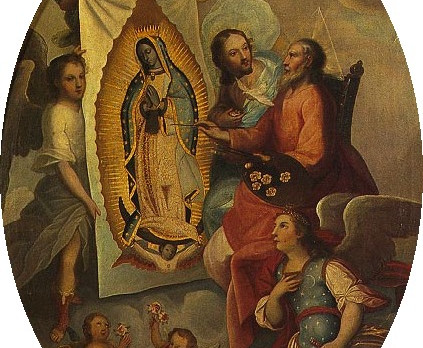 Unexpected times and places: Our Lady of Guadalupe