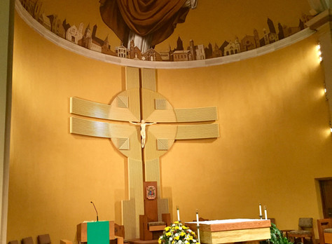 Ordination day!
