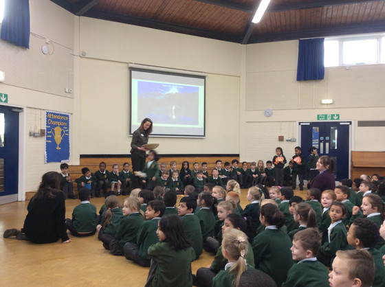 Special Meals Assembly