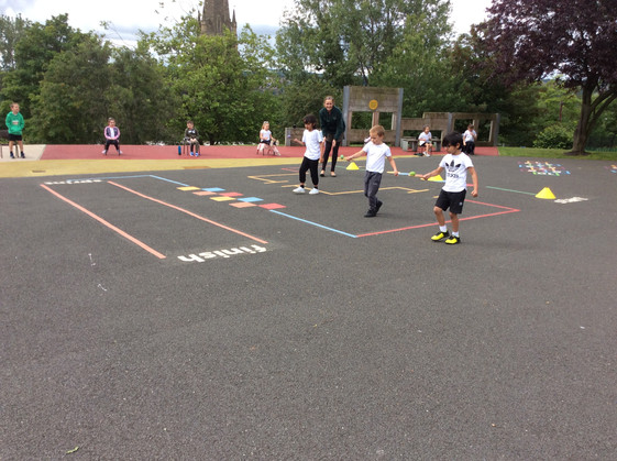 EYFS and KS1 Sports Day!