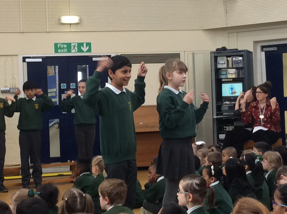 Our Special Memories - Y5 Assembly