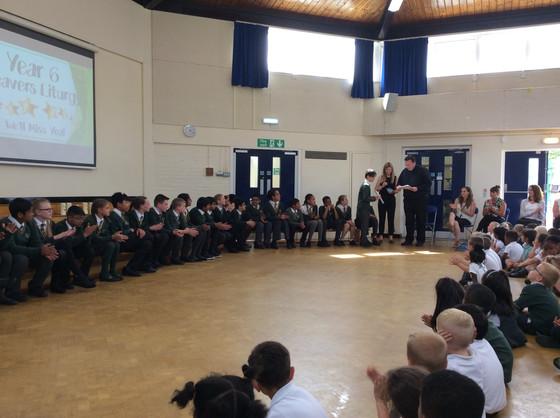 Faith in Action Award Presentation