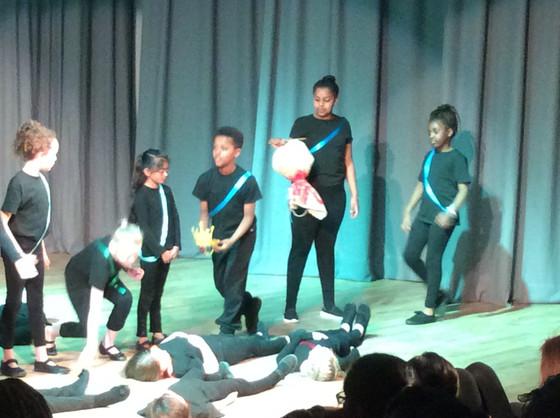 Macbeth Performance!