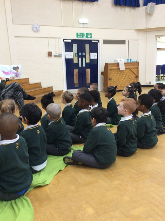 Y1 Reading Assembly