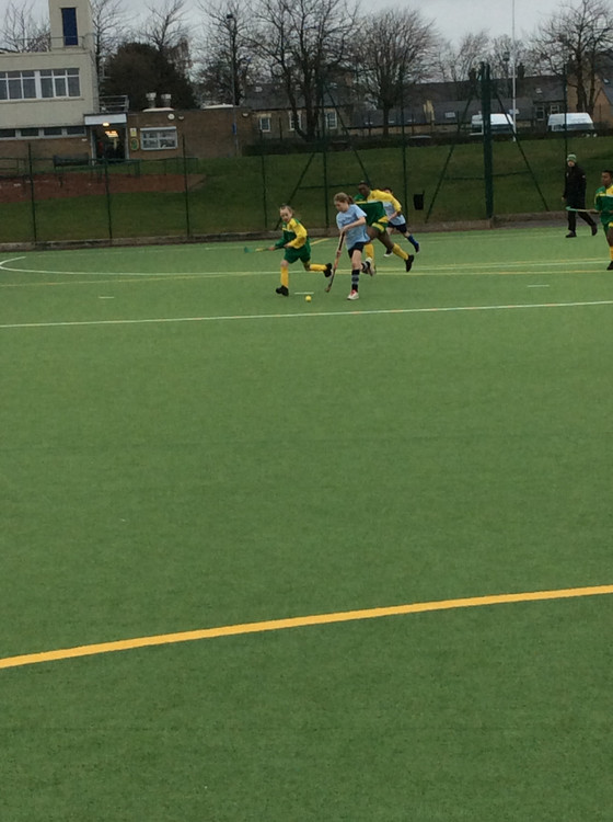 Well done to the Y6 Hockey team!