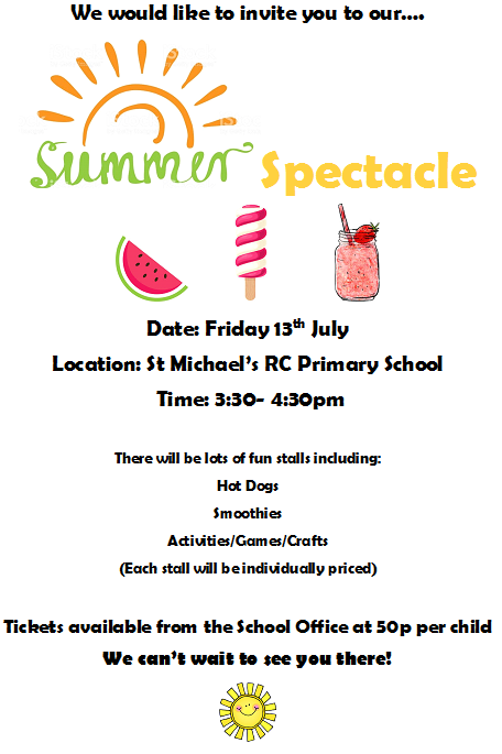 Summer Spectacle!