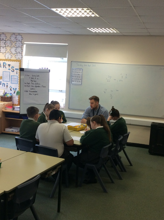 Early Morning Maths!