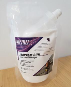 Napalm Run(Grape+Highly Caffeinated Creamsicle)