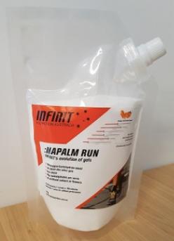 Napalm Run(Orange Creamsicle)
