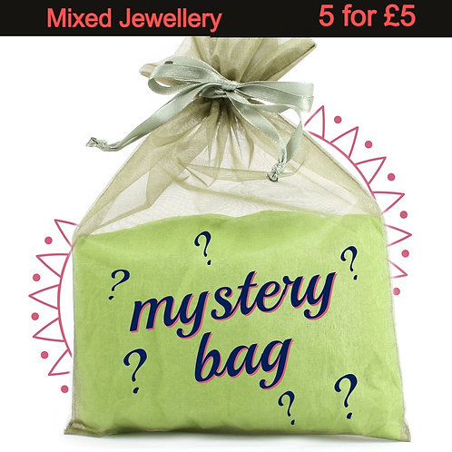 MYSTERY Jewellery bag - Mixed (5pc)