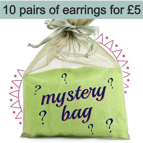 MYSTERY earring Bag