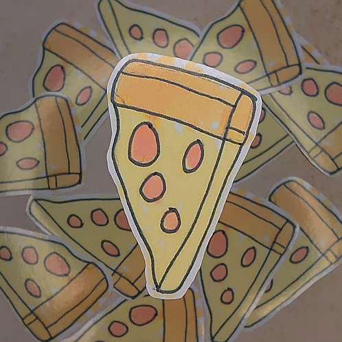 Brody's creations - Pizza sticker