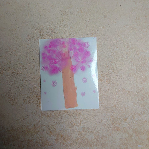 Brody's Creation's- Cherry blossom tree