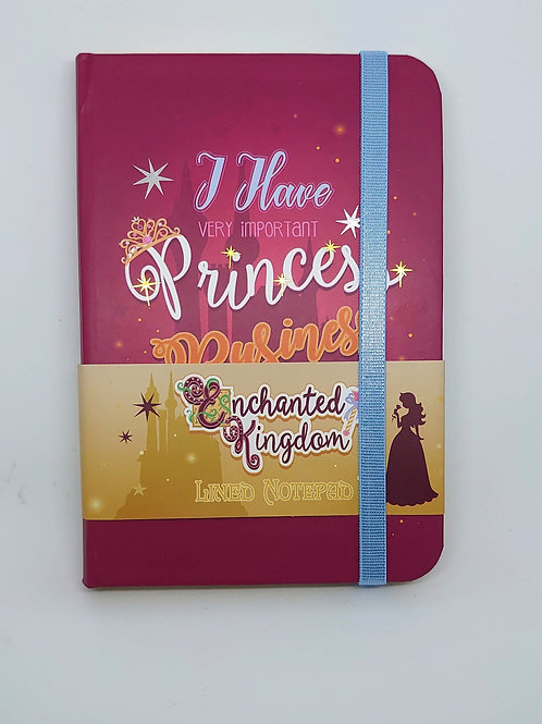 Princess A6 Notebook