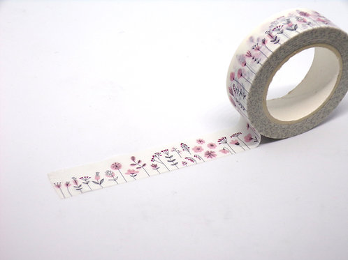 Pretty Flower Washi Tape