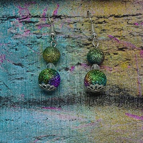 Sparkle Galaxy Earrings