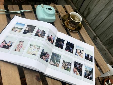The Polaroid Challenge
