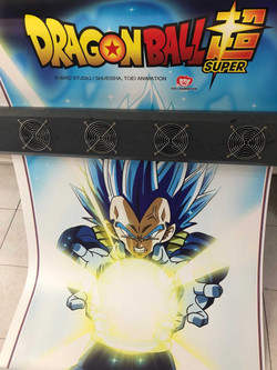Viniles-Mate-Dragón-Ball-Unboxing-Toy-Co
