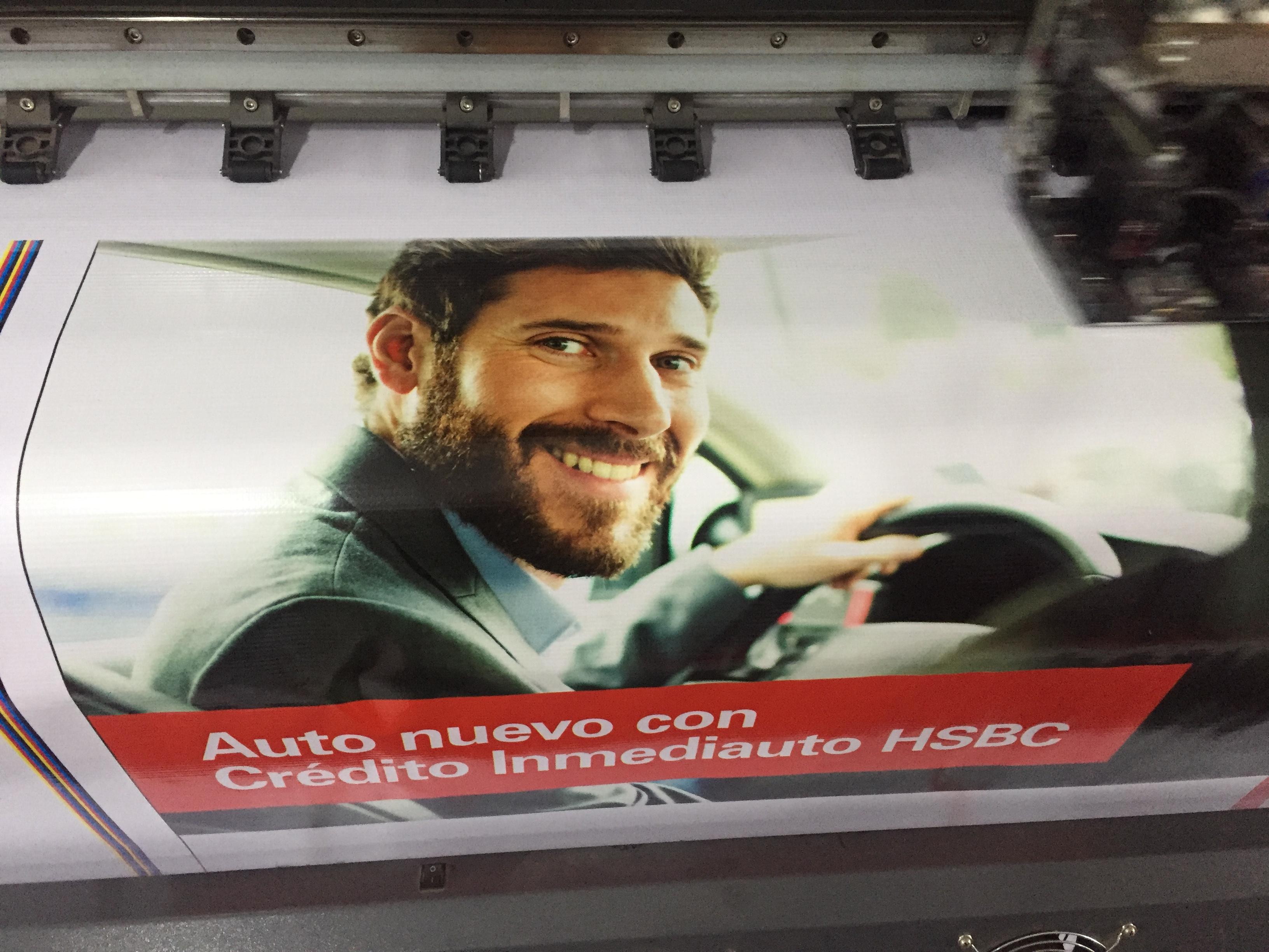 LONA HSBC INMEDIAUTO